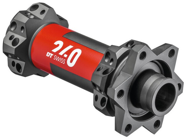 DT Swiss 240 Straightpull Front Hub 15x110mm TA Disc 6-Bolt